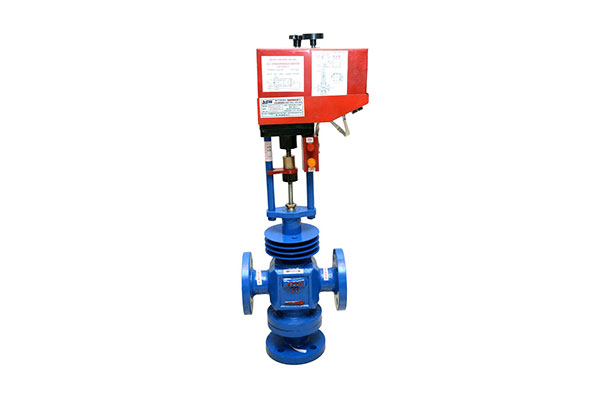 2 way 3way motorized control-valve