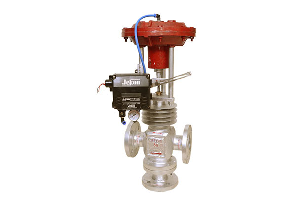 pneumatic diaphragm control valve in India
